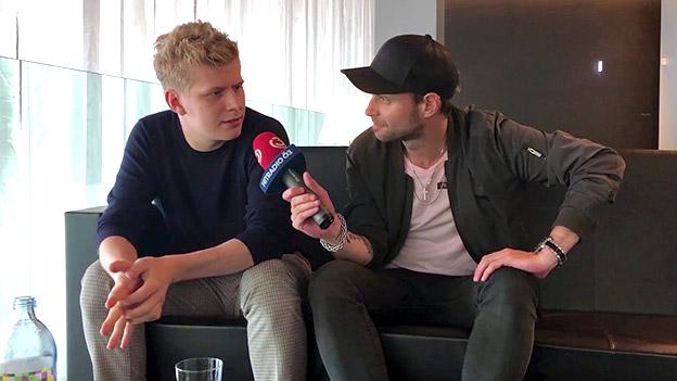 Thorsteinn Einarsson im Interview mit Benny Hörtnagl