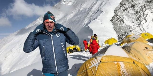 Grubhofer bei FM4 und am Everest