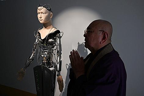 Religion 4.0: Wenn Roboter predigen  – religion.ORF.at