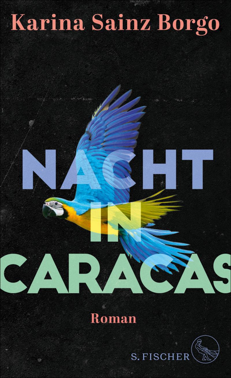 Buchcover Nacht in Caracas