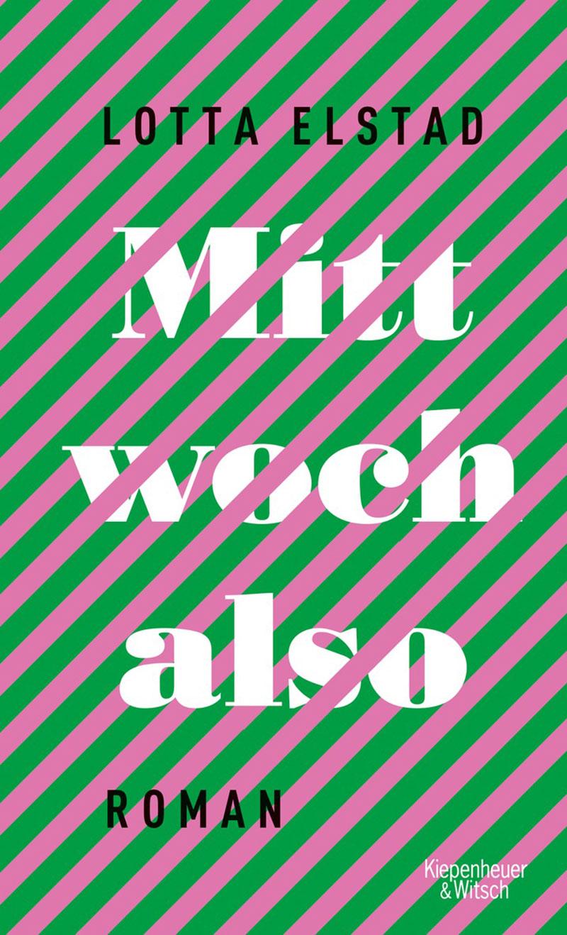 """Buchcover """"Mittwoch also"""""""