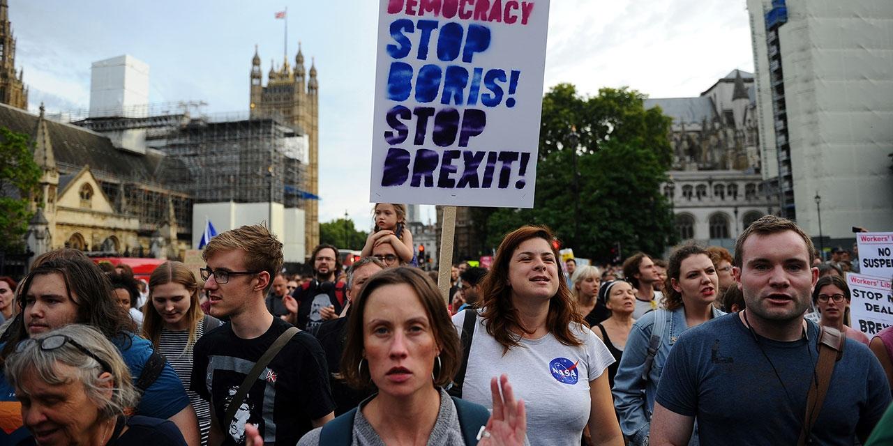 Brexit Demo