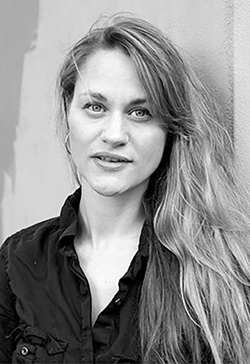 Autorin Lotta Elstad