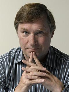 John D. Barrow, theoretischer Physiker und Kosmologe von der University of Cambridge