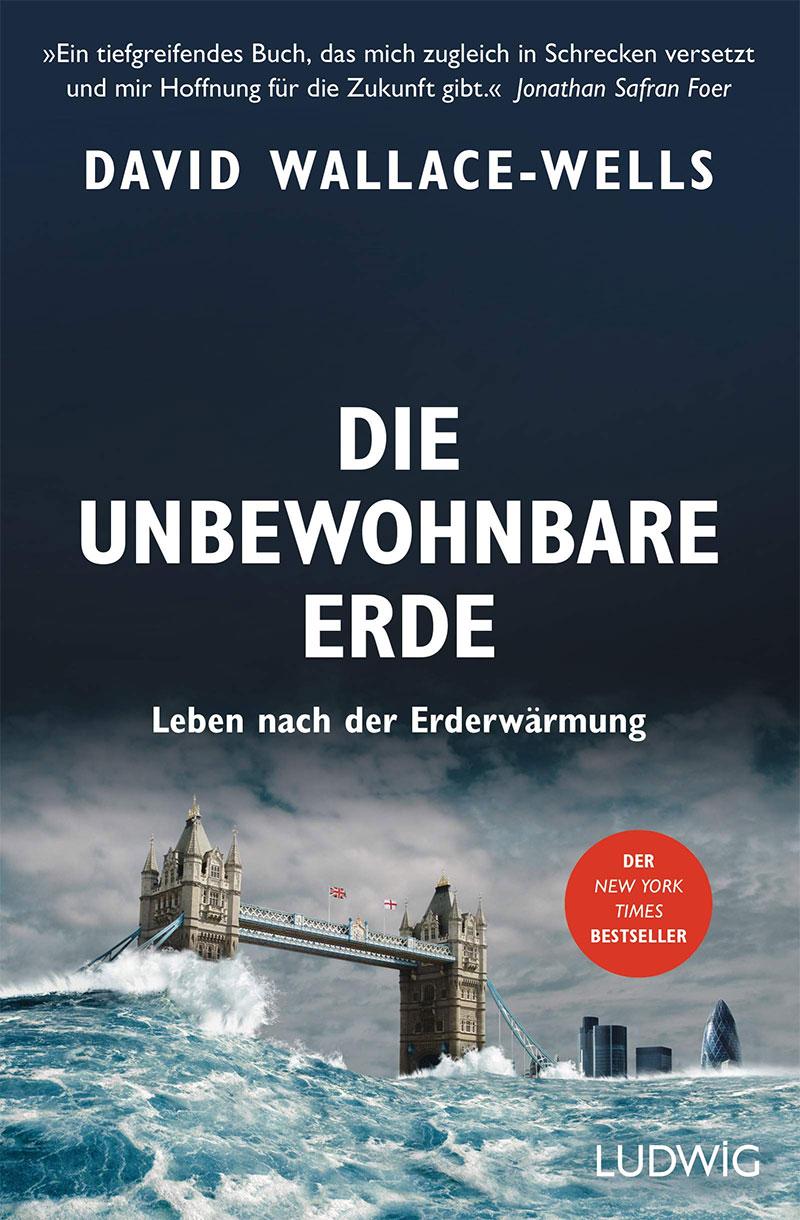 "Buchcover: ""Die unbewohnbare Erde"" David Wallace-Wells"