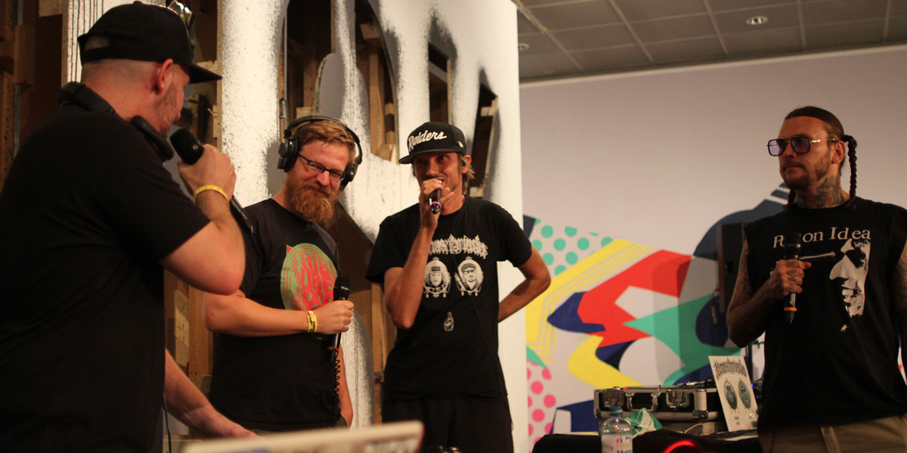 Tribe Vibes live im Wien Museum