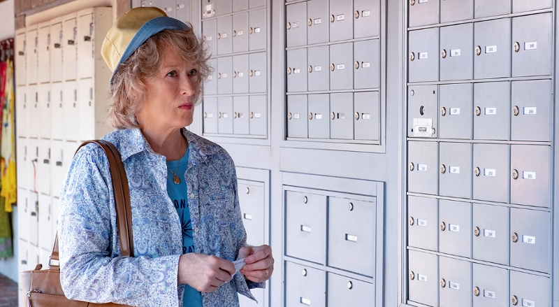 "Meryl Streep in ""The Laundromat"""