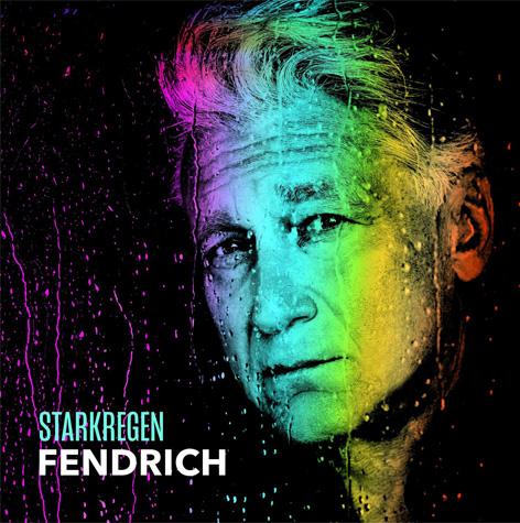 Albumcover Starkregen von Rainhard Fendrich
