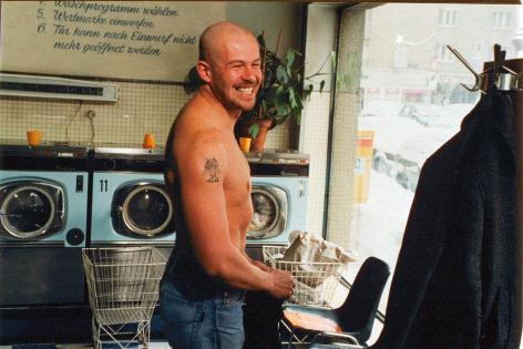 Alltagsgeschichte  Im Waschsalon