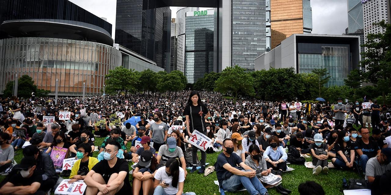 Proteste in Hong Kong