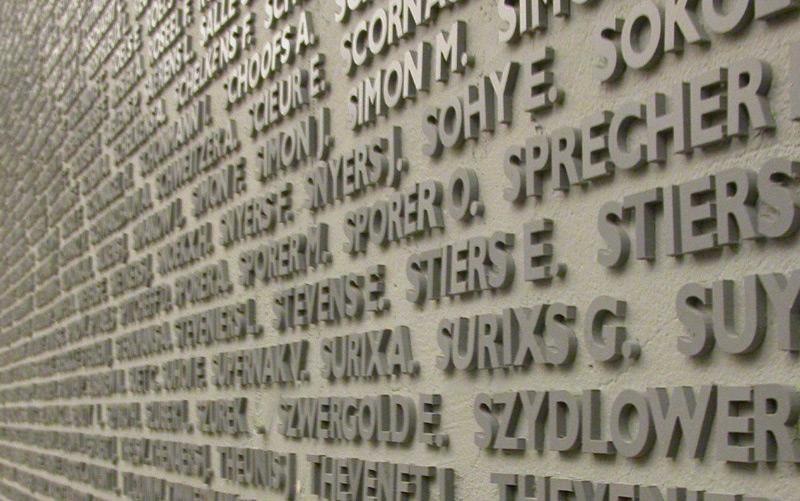Opferliste des SS-Lagers