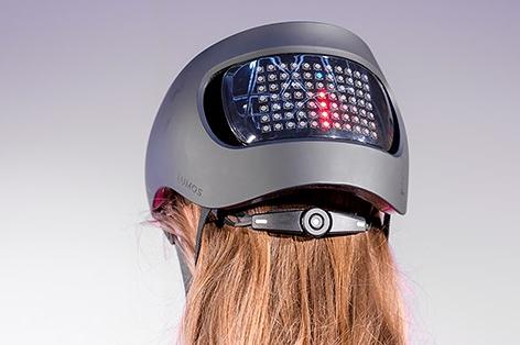 LED-Helm