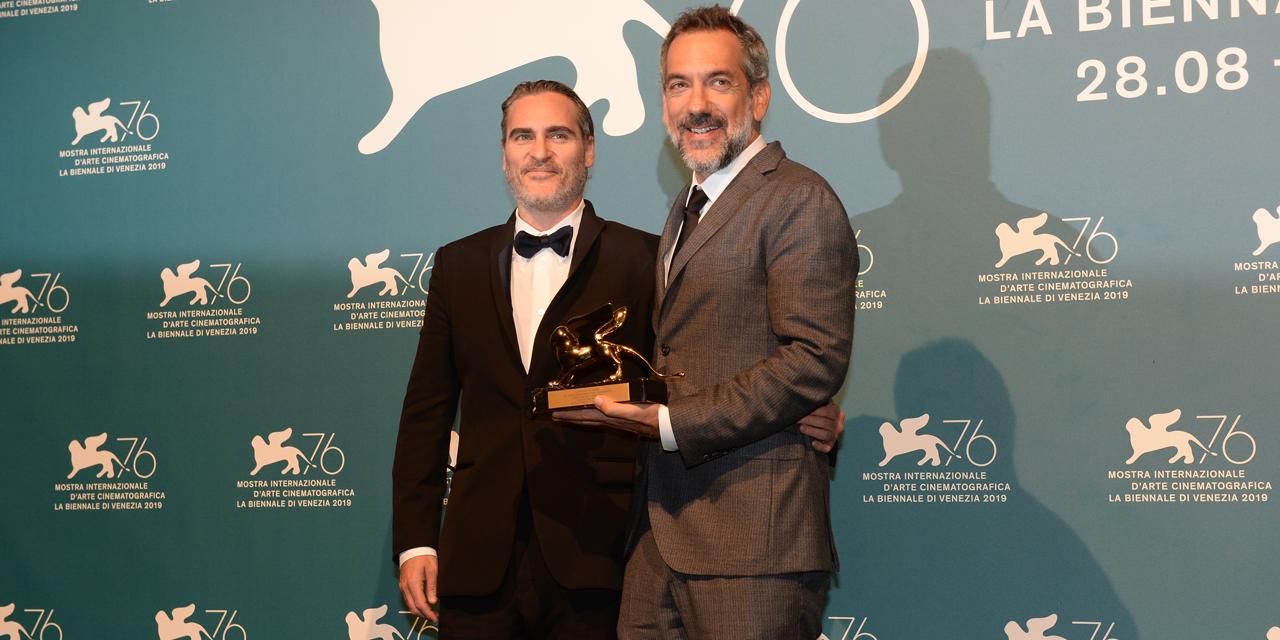 Joker am Venedig Filmfestival