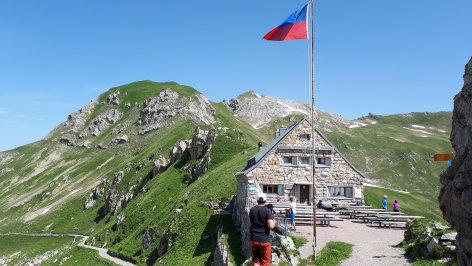 Land der Berge Liechtensteins fürstliche Berge