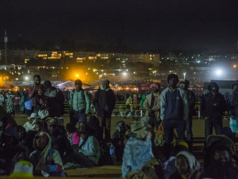 Papst Jugend Madagaskar
