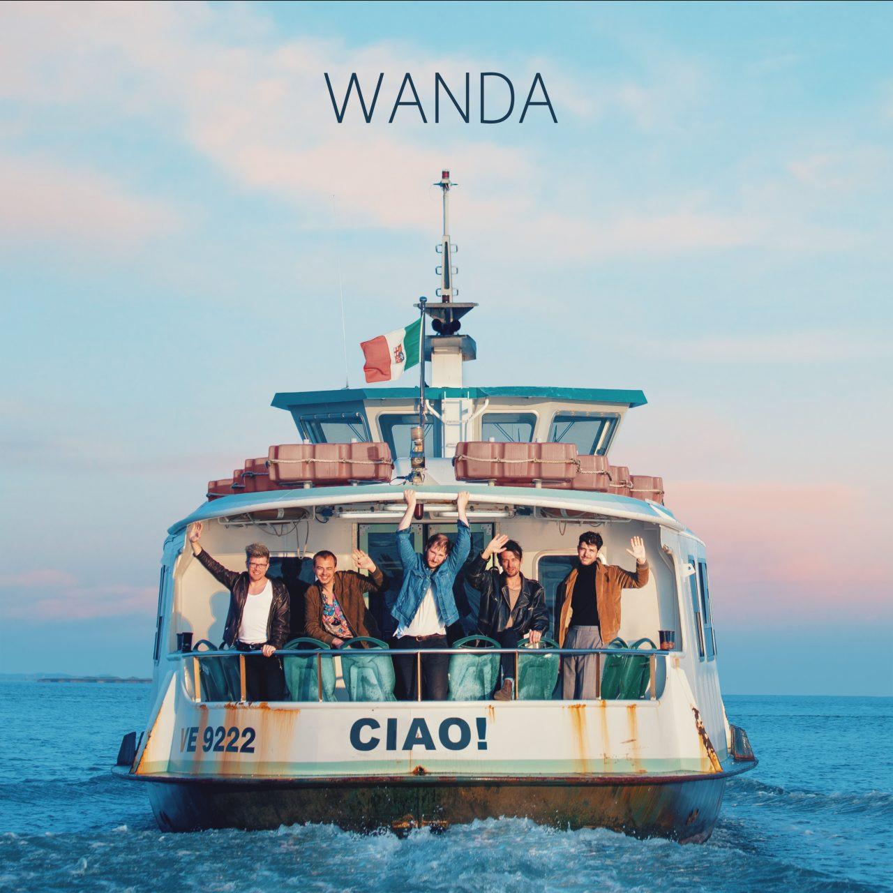 Wanda auf einem Schiff