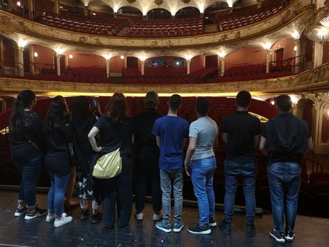 bühne oida! Rojava im Volkstheater, 2019