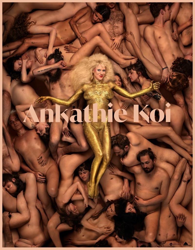 "Ankathie Koi Cover ""Prominent Libido"""