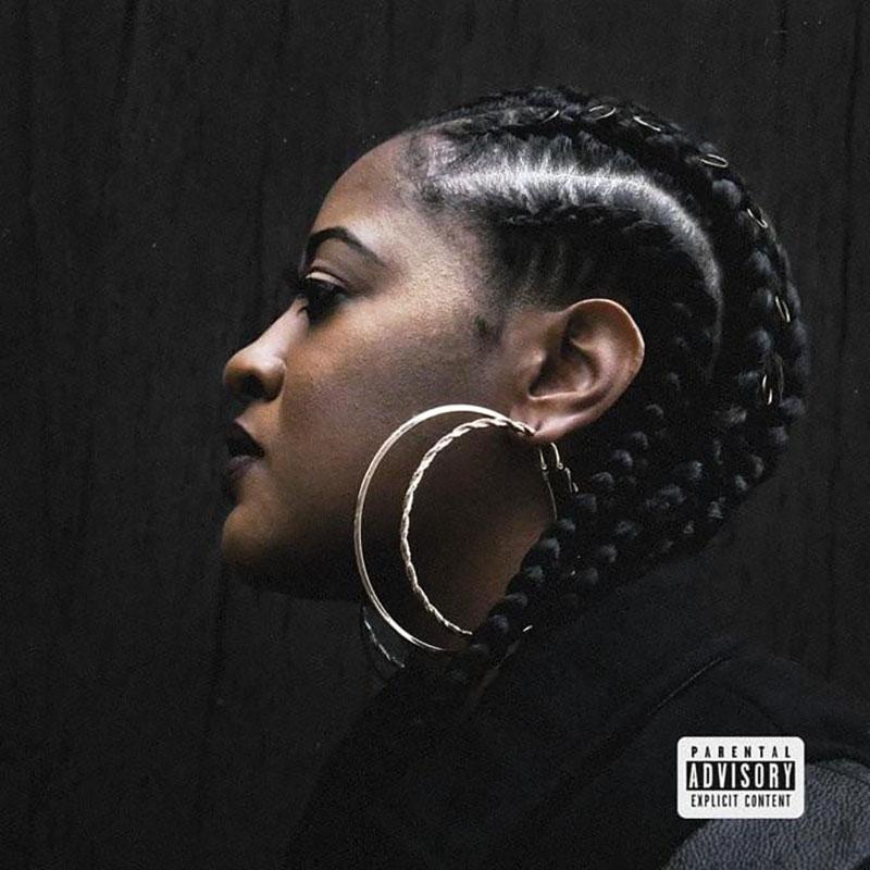 "Albumcover ""Eve"" von Rapsody"