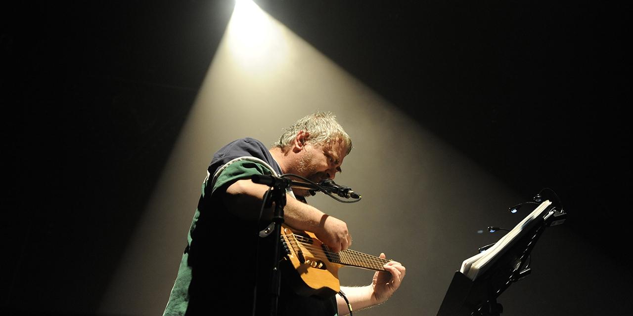 Daniel Johnston 2010 live
