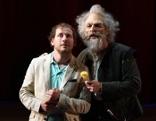Von den Bregenzer Festspielen: Don Quichotte
