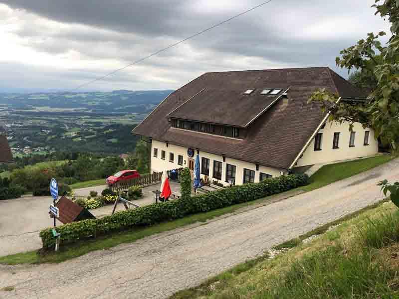 Kärnten EG Frantschach gegrillte Leber Dienstag 24 September 2019