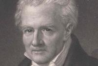 Porträt von Alexander von Humboldt