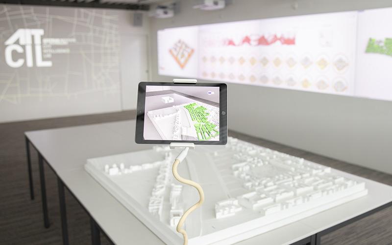 Die KI zur Stadtplanung in Aktion