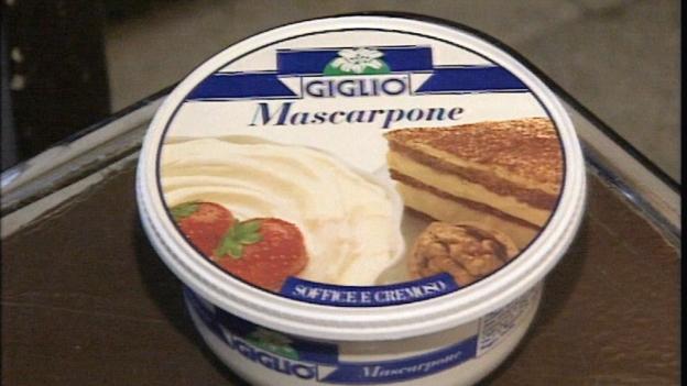 Killermascarpone aus Italien