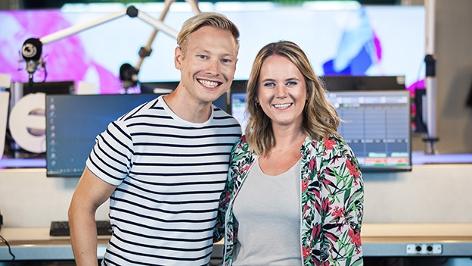 Tom Filzer und Susi Zuschmann