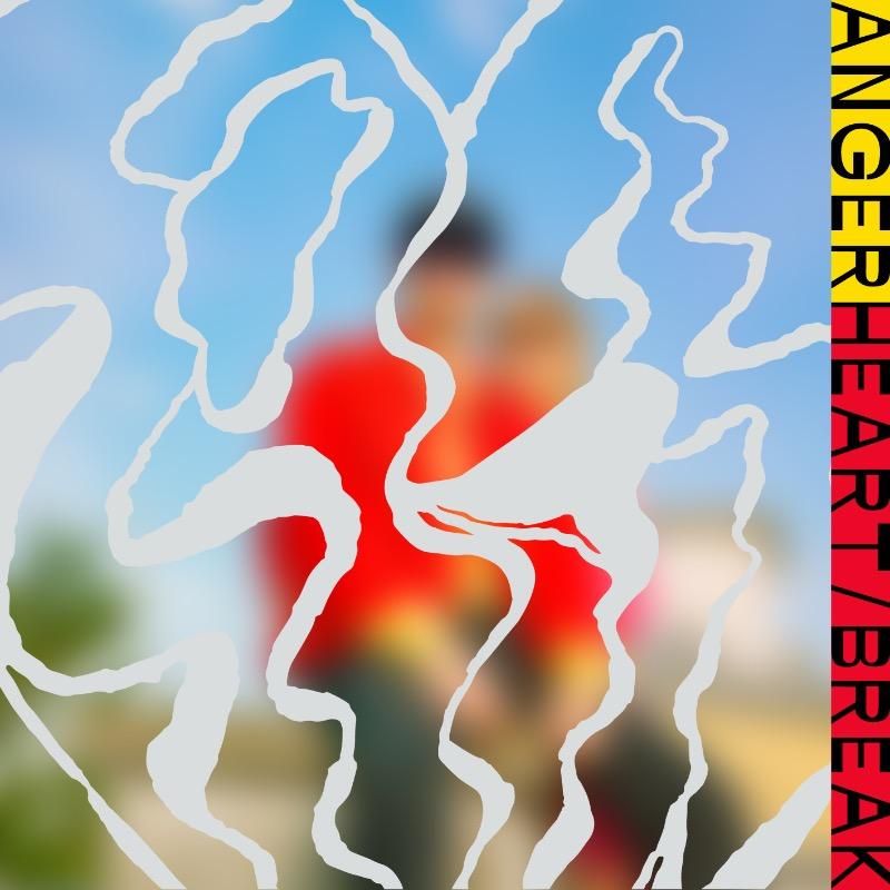 """Cover Album """"Heart/Break"""" von Anger"""