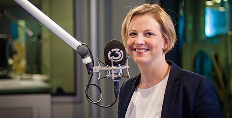 NEOS-Spitzenkandidatin Beate Meinl-Reisinger