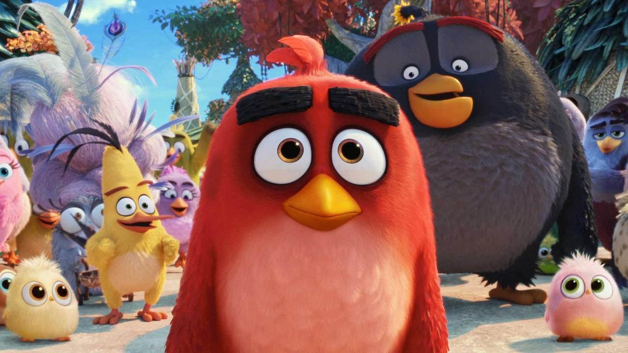 """Szenenbild """"Angry Birds 2"""""""