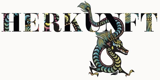 Buchcover mit chinesisem Drachen