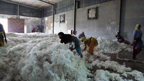 'ORF Initiative MUTTER ERDE - Verwenden statt verschwenden' WELTjournal +  Zwangsarbeit - bittere Baumwolle