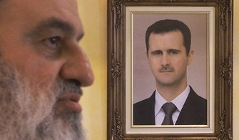 Syrien. syrisch-orthodoxer Patriarch Mor Ignatius Aphrem II. Karim