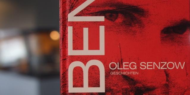 """Cover des Buchs """"Leben"""" von Oleg Senzow"""