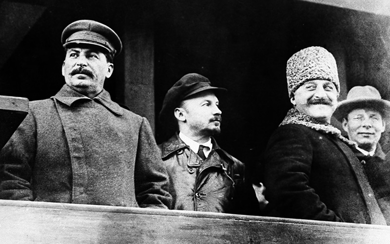 Stalin und Genossen 1930