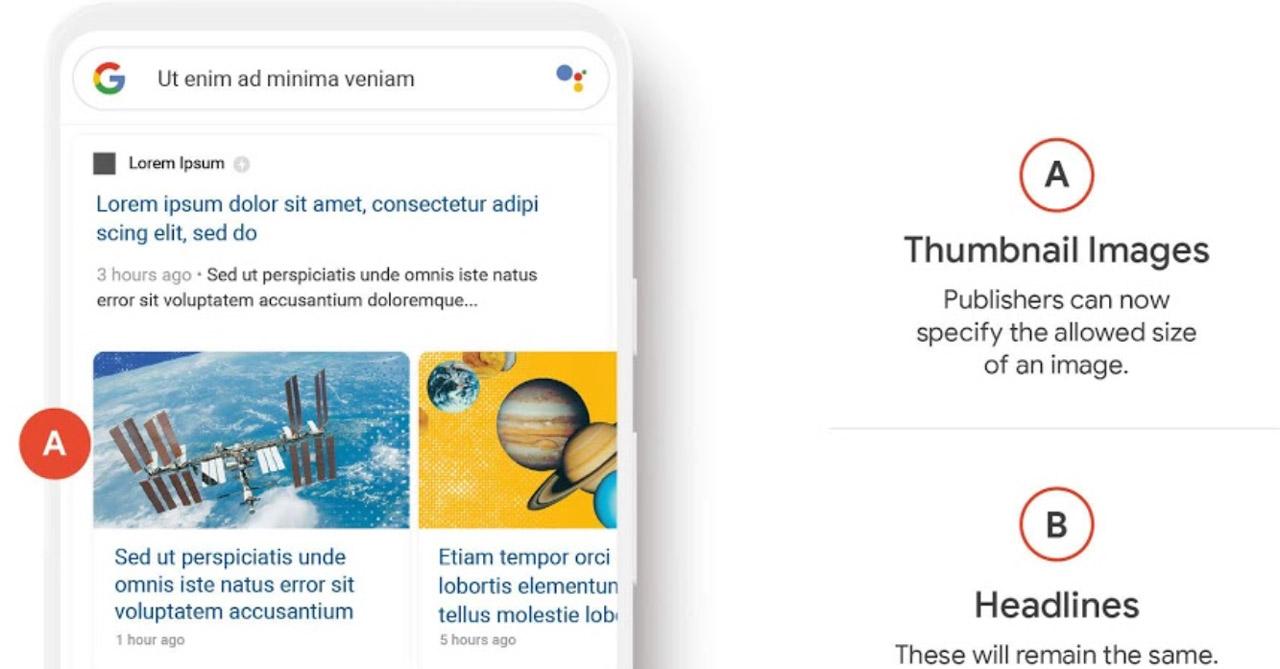 Google Blog Screenshot