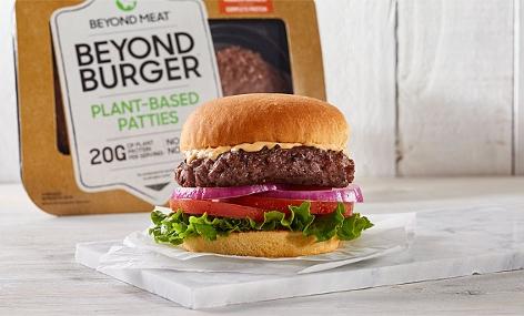 "Burger ""Beyond Meat"""