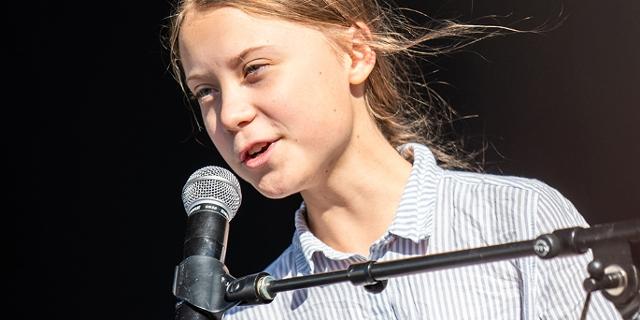 Greta Thunberg in Montreal