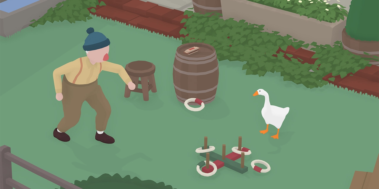 """""""Untitled Goose Game"""""""