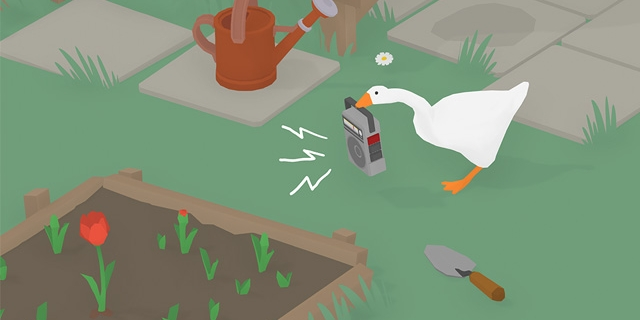 """Untitled Goose Game"""