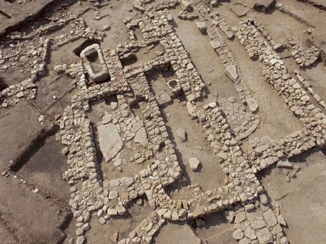 Israel 5.000 Jahre alte Stadt gefunden
