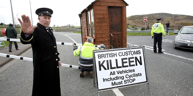 Nordirland Proteste