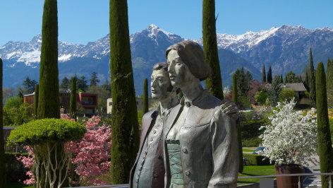 Land der Berge  Südtirol - Durch den Vinschgau nach Meran