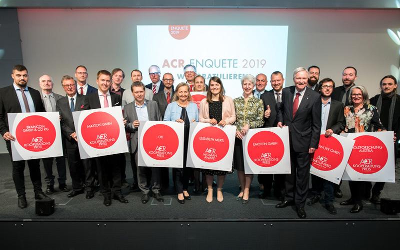 Die ACR-Preisträger 2019