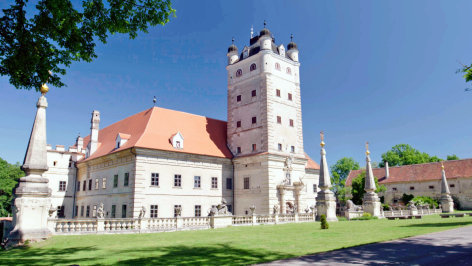 Adelsleben in Österreich  Zu Gast bei Sisis Ururenkelin  Schloss Greillenstein im Waldviertel
