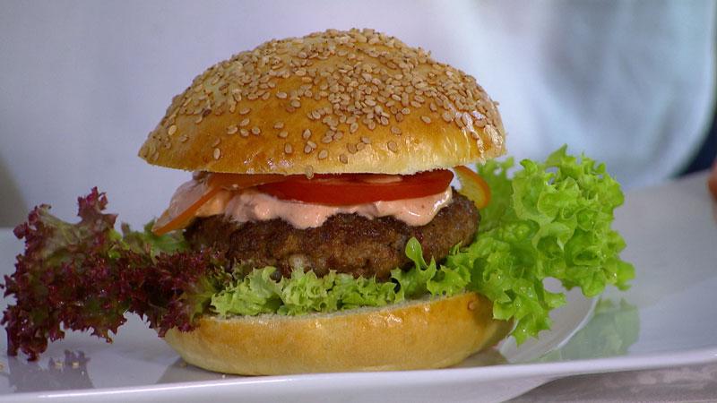 Tiroler Burger