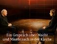 Ausschnitt Buchcover: Doris Wagner, Christoph Schönborn: Schuld und Verantwortung. Ein Gespräch über Macht und Missbrauch in der Kirche